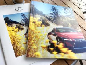 レクサス LC500 カタログ