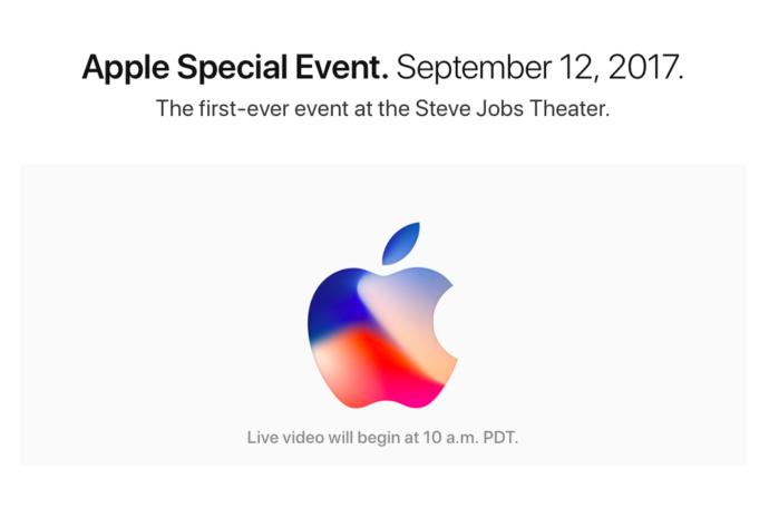 Apple新製品発表2017