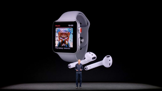 Apple Watch Season 3