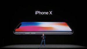 iPhoneX Apple発表会2017