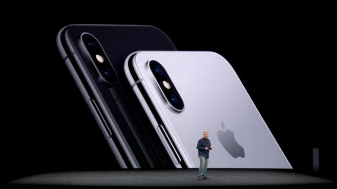 iPhoneX 全面ガラス