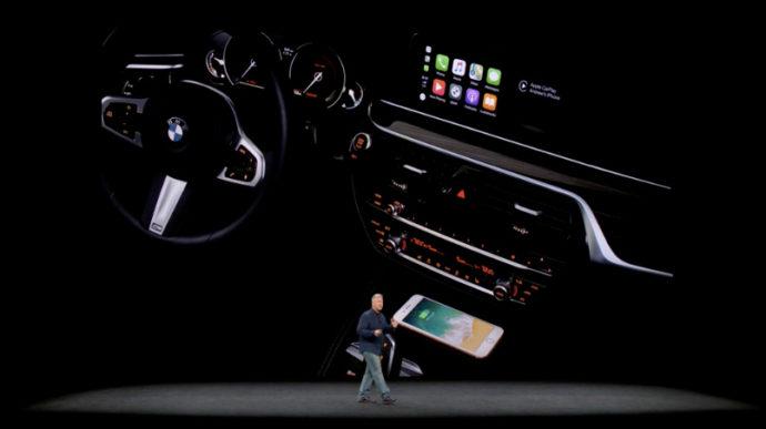 車内ワイヤレス充電