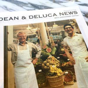 DEAN & DELUCAは今年で40歳