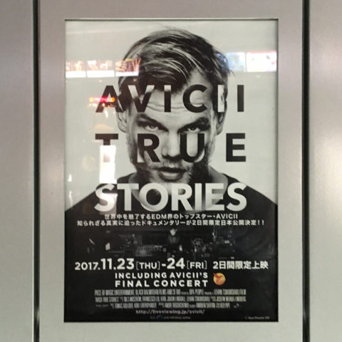 映画『Avicii True Stories』