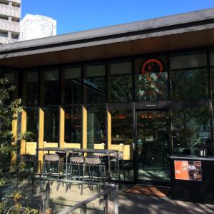 赤坂・溜池山王エリアの穴場カフェ bondolfi boncaffe(ボンドルフィ ボンカフェ)でシンプルモーニング