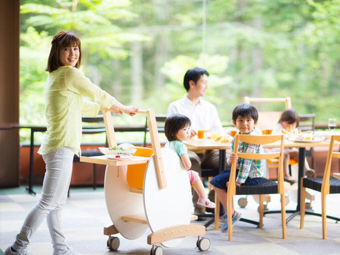 星野リゾート トマム 森のレストラン ニニヌプリ