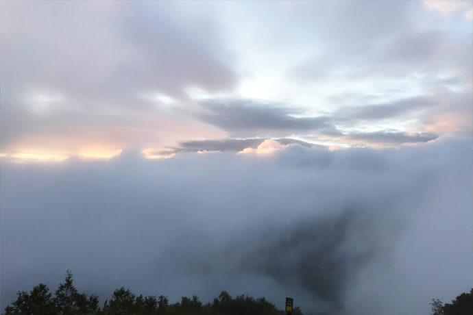 星野リゾート トマム 雲海