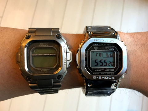 MR-GとGMW-B5000Dの比較