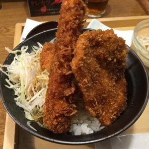 渋谷でふらっとランチ 新潟タレカツってこんなに美味かったのね!