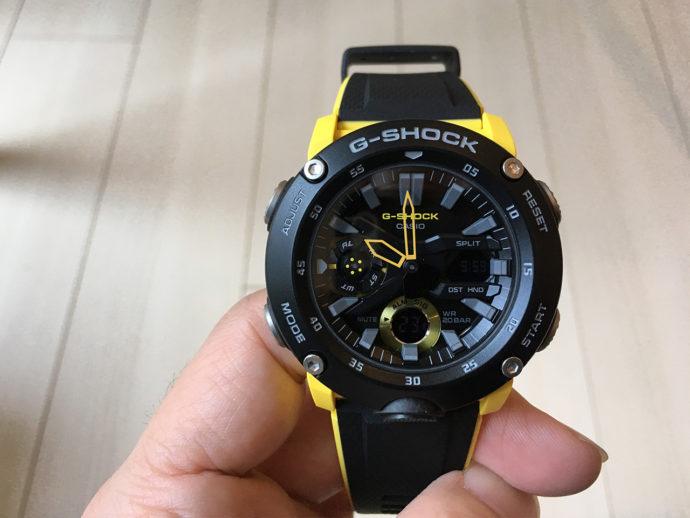 G-SHOCK GA-2000-1A9JF