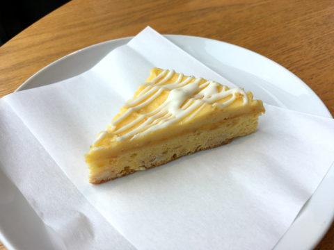 スターバックス レモンクリームチーズバー
