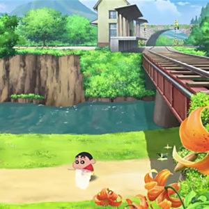 2021年の夏はクレヨンしんちゃんとすごす!「クレヨンしんちゃん『オラと博士の夏休み』~おわらない七日間の旅~」が今夏発売決定